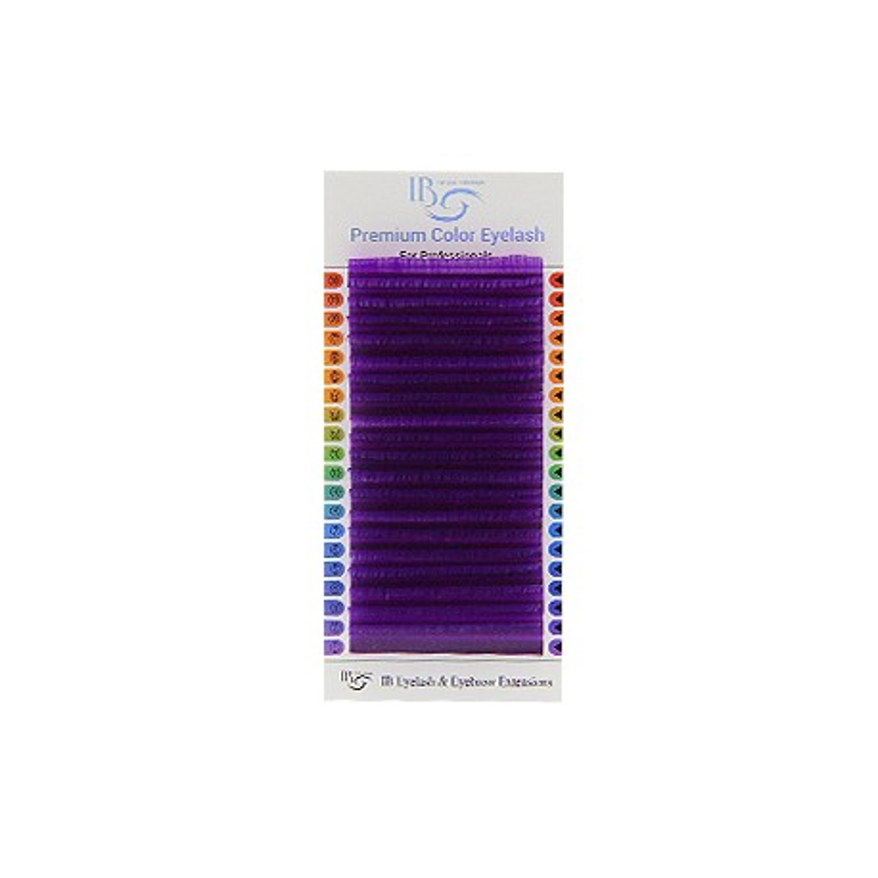 Extensii Gene Mov MIX Curbura D 0.10 IBeauty